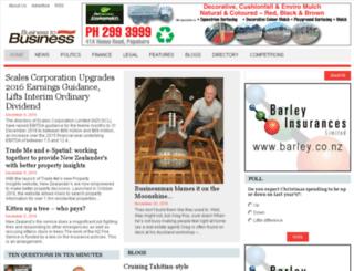 blog.garden-nz.co.nz screenshot