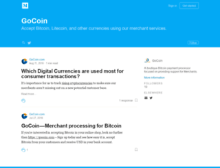blog.gocoin.com screenshot