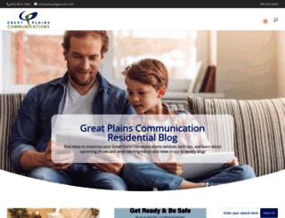 blog.gpcom.com screenshot