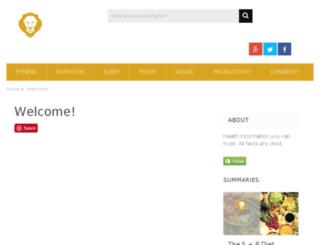 blog.gymlion.com screenshot