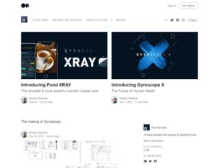 blog.gyrosco.pe screenshot