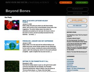 blog.hmns.org screenshot