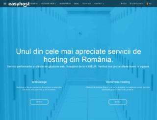 blog.hostway.ro screenshot