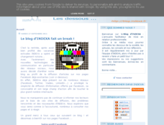 blog.indexa.fr screenshot
