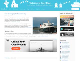 blog.islayinfo.com screenshot