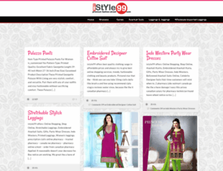 blog.istyle99.com screenshot