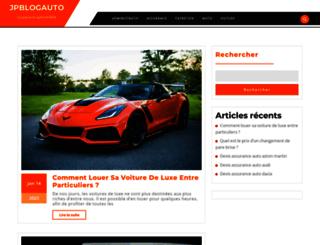 blog.jpblogauto.com screenshot