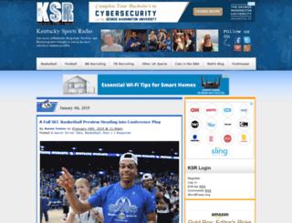 blog.kentuckysportsradio.com screenshot