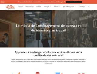 blog.kollori.com screenshot