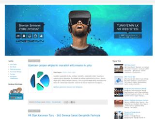 blog.kordizayn.com screenshot