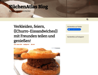 blog.kuechen-atlas.de screenshot