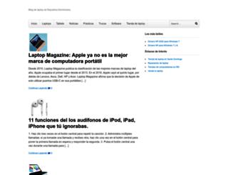 blog.laptoprd.com screenshot