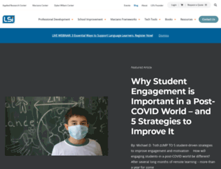 blog.learningsciences.com screenshot