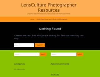 blog.lensculture.com screenshot