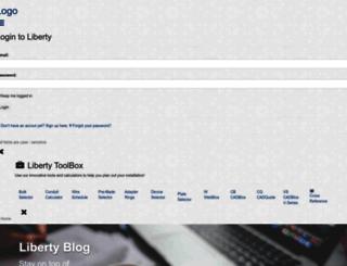 blog.libertycable.com screenshot