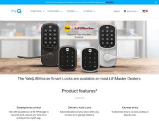 blog.lockitron.com screenshot