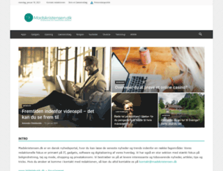 blog.madskristensen.dk screenshot