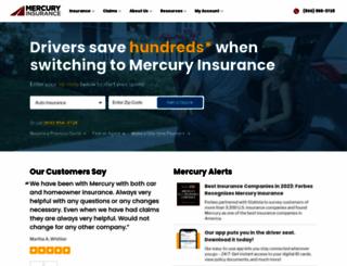 blog.mercuryinsurance.com screenshot