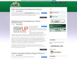 blog.miastoszkolen.pl screenshot