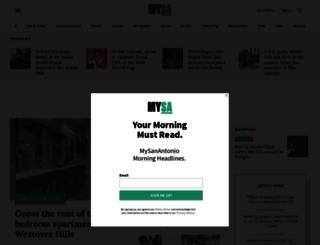 blog.mysanantonio.com screenshot