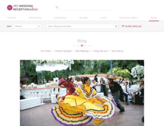 Access blogmyweddingreceptionideascom My Wedding Reception