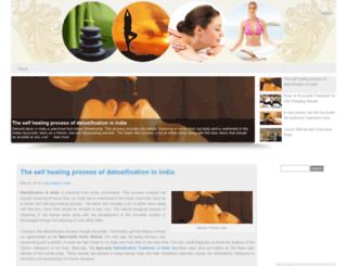 blog.naturovillespa.com screenshot