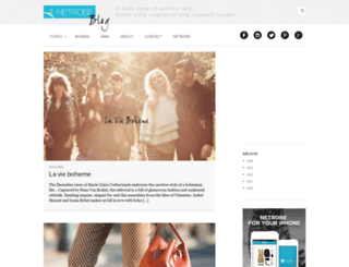 blog.netrobe.com screenshot