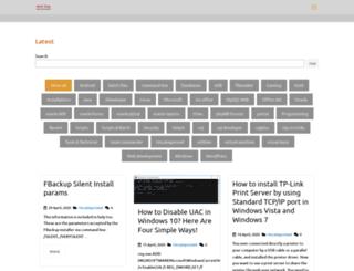 blog.newtrics.com screenshot