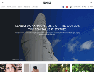 blog.odigo.travel screenshot