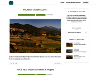 blog.ouicar.fr screenshot