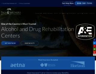 blog.palmpartners.com screenshot
