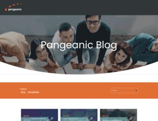 blog.pangeanic.com screenshot