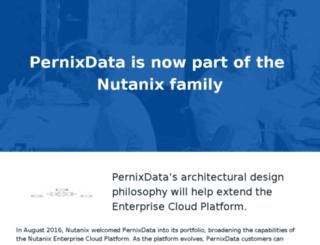 blog.pernixdata.com screenshot