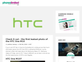blog.phoneslimited.co.uk screenshot