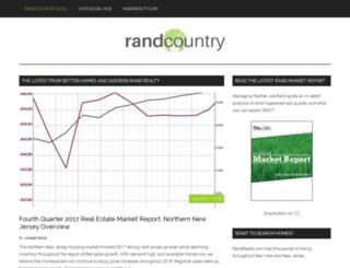 blog.randrealty.com screenshot