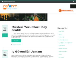 blog.reformosgb.com.tr screenshot