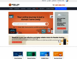 blog.resell.biz screenshot