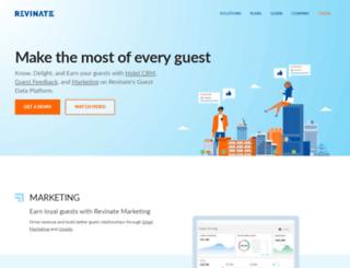 blog.revinate.com screenshot