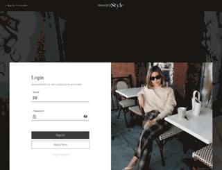 blog.rewardstyle.com screenshot