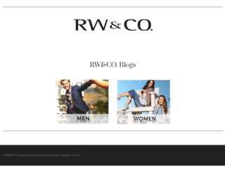 blog.rw-co.com screenshot