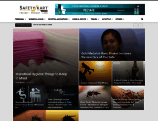 blog.safetykart.com screenshot