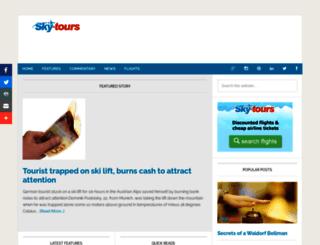 blog.sky-tours.com screenshot