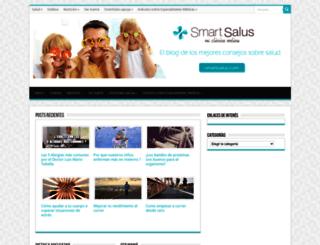 blog.smartsalus.com screenshot