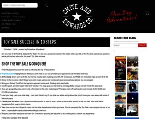blog.smithandedwards.com screenshot