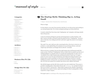 blog.stylomate.com screenshot