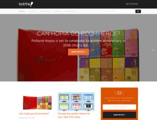 blog.tackthis.com screenshot