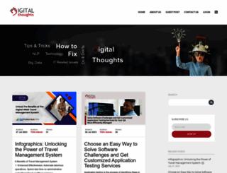 blog.thedigitalgroup.com screenshot
