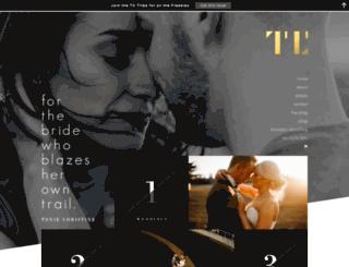 blog.toniechristine.com screenshot