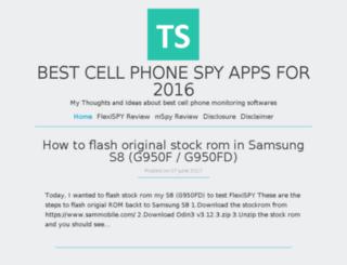 blog.topphonespy.com screenshot