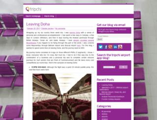 blog.tripchi.com screenshot